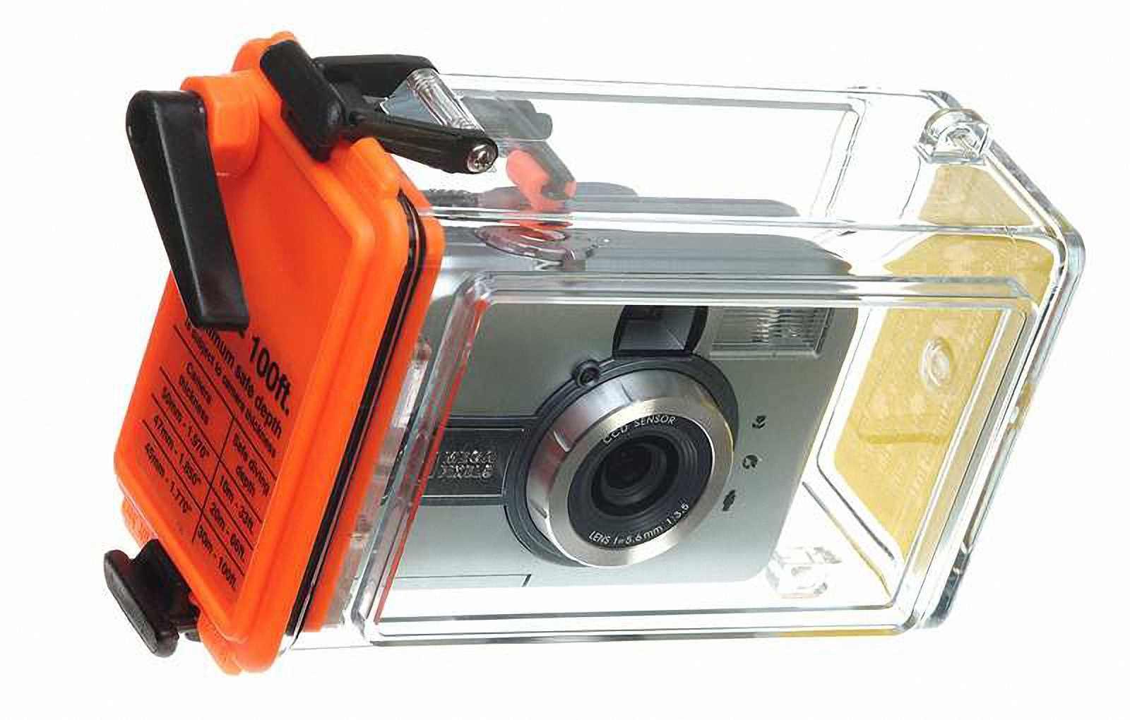 Фотокамера подводная своими руками