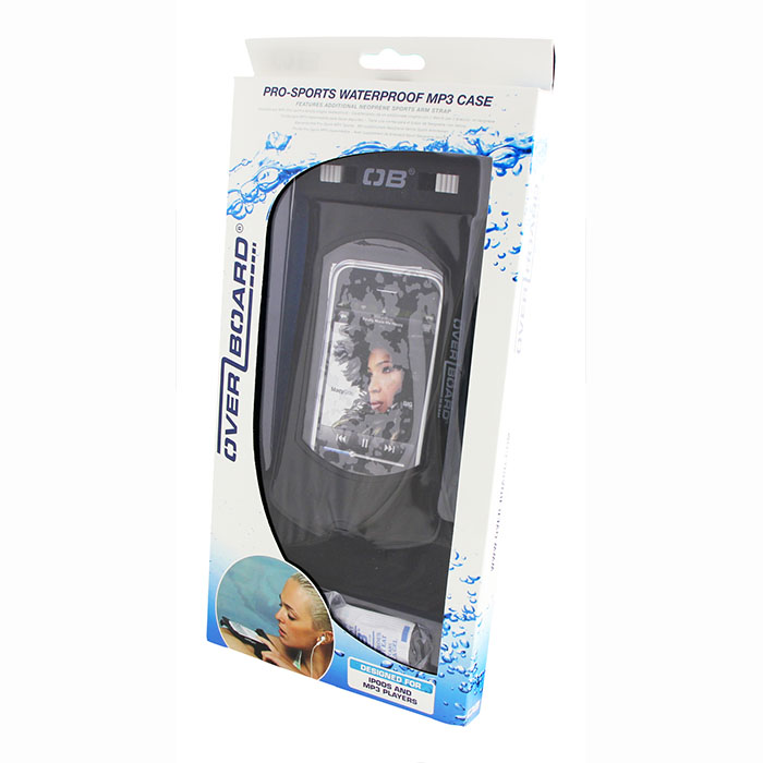 Водонепроницаемый чехол OverBoard OB1027BLK - Pro-Sports Waterproof iPоd / MP3 Case. Фото 5
