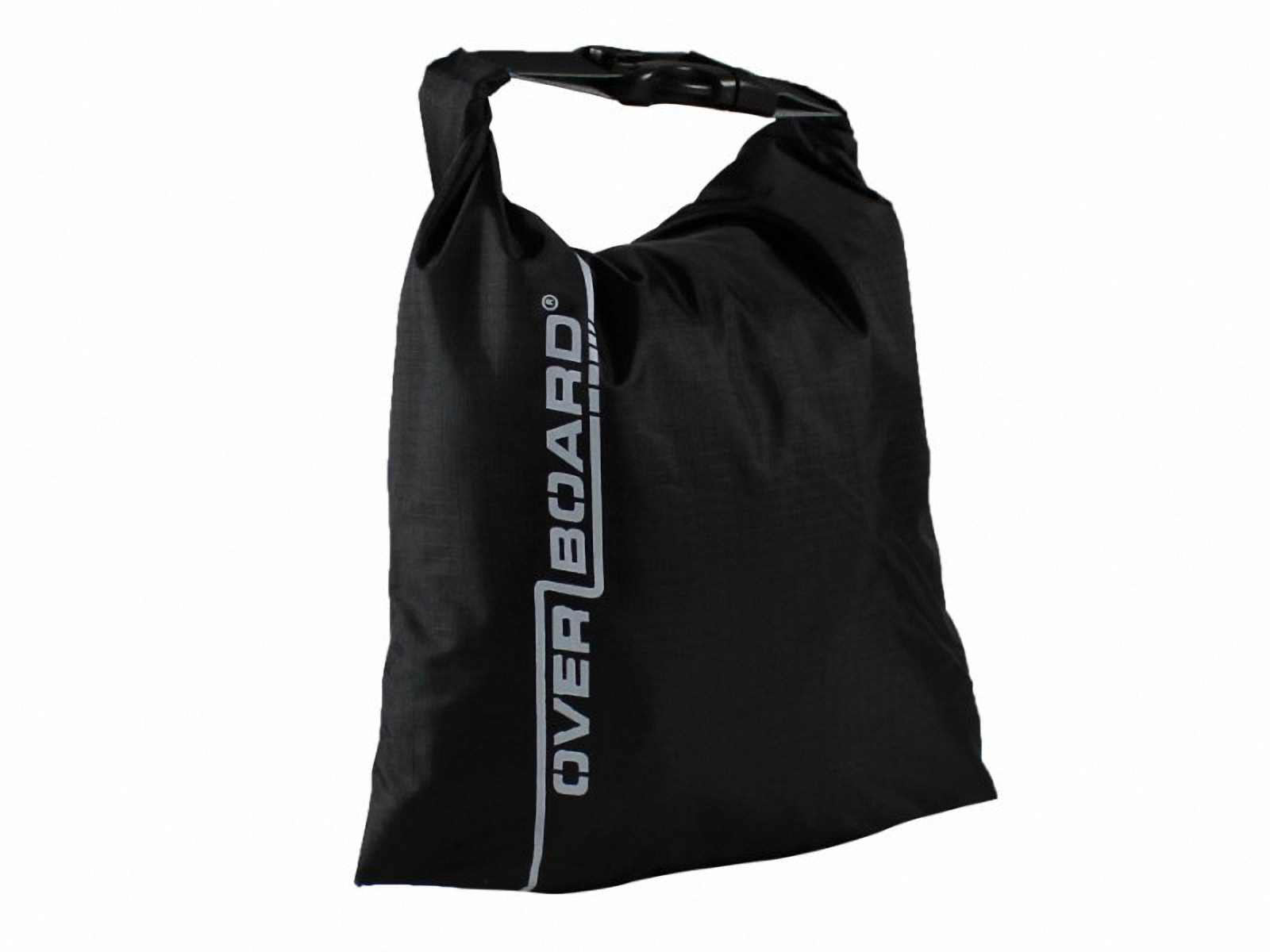Водонепроницаемый гермомешок OverBoard OB1031BLK - Waterproof Dry Pouch - 1L (Black) Фото 1