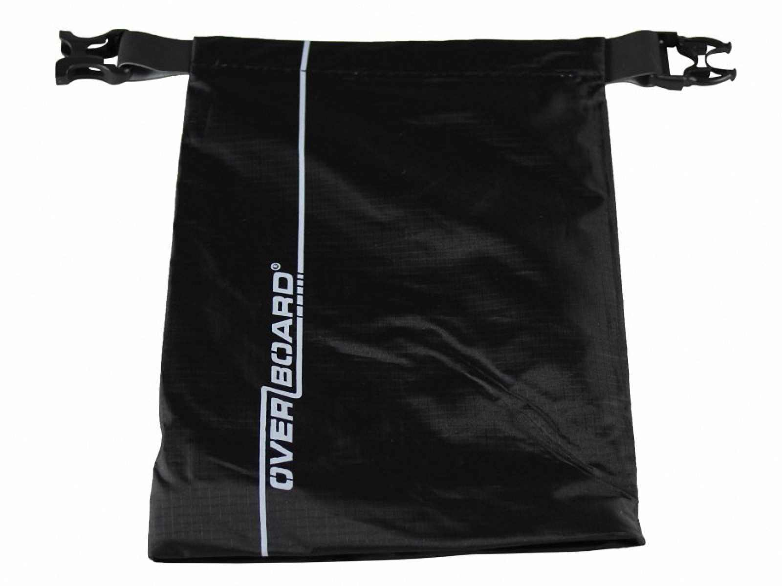 Водонепроницаемый гермомешок OverBoard OB1031BLK - Waterproof Dry Pouch - 1L (Black) Фото 4