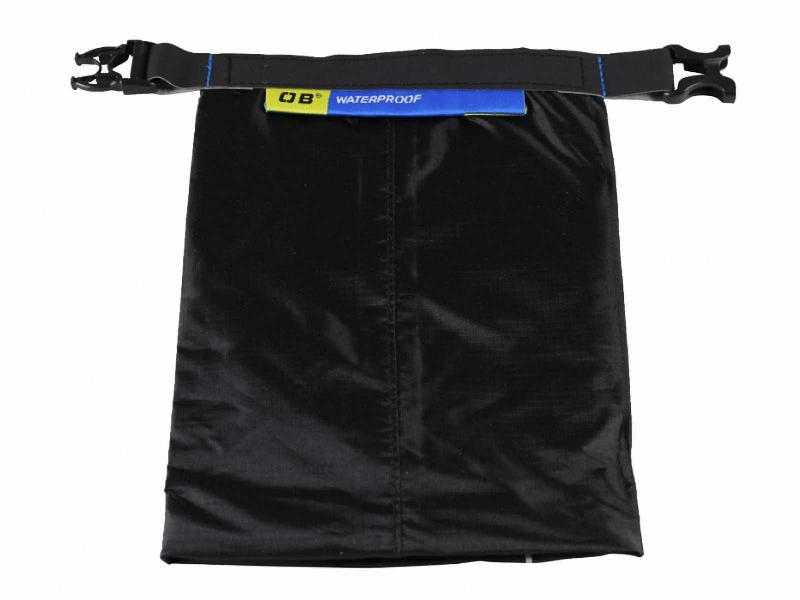 Водонепроницаемый гермомешок OverBoard OB1031BLK - Waterproof Dry Pouch - 1L (Black) Фото 5