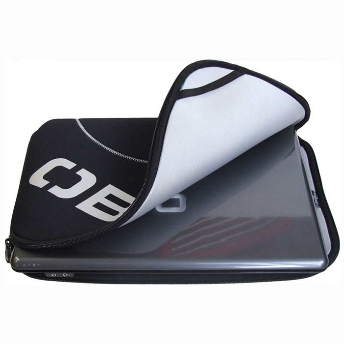 Защитный чехол OverBoard OB1074BLK - Laptop Sleeve - Large. Фото 2