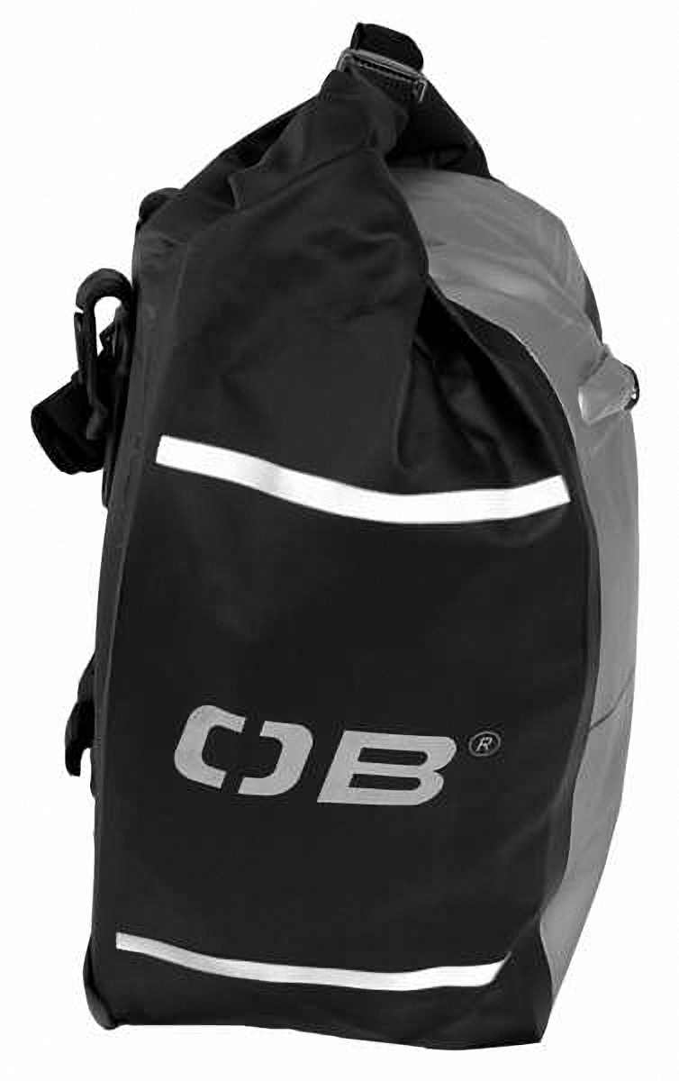 Водонепроницаемая сумка OverBoard OB1077BLK - Waterproof Back Wheel Bike Pannier - 16L. Фото 3
