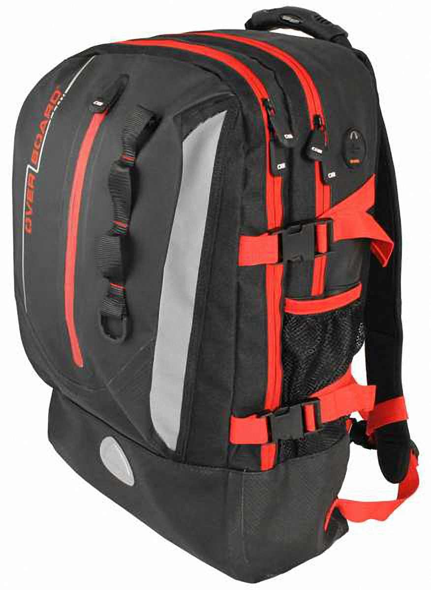 Водонепроницаемый рюкзак OverBoard OB1078BLK - Adventure Backpack. Фото 3
