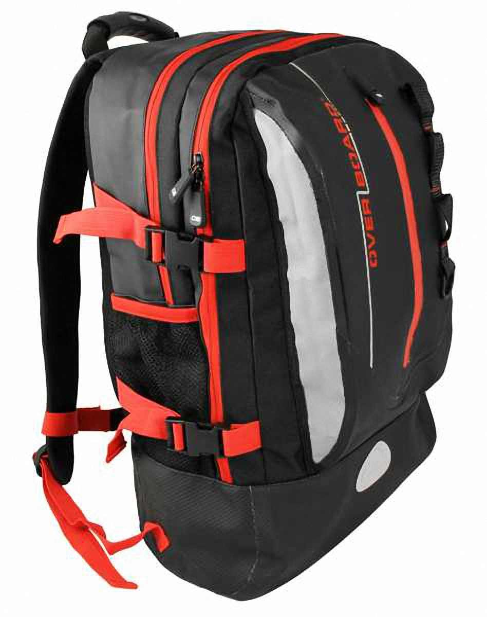 Водонепроницаемый рюкзак OverBoard OB1078BLK - Adventure Backpack. Фото 4