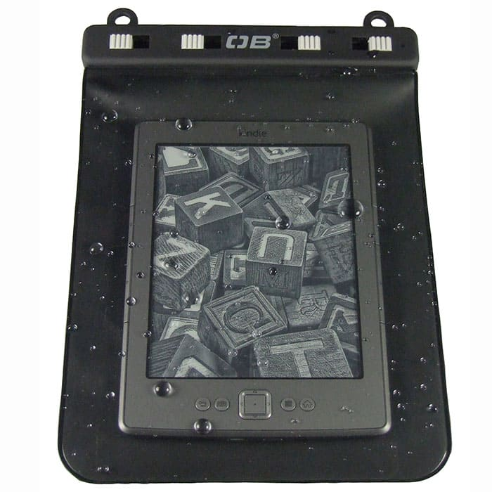 Водонепроницаемый чехол OverBoard OB1082BLK - eBook Reader Kindle Case. Фото 3