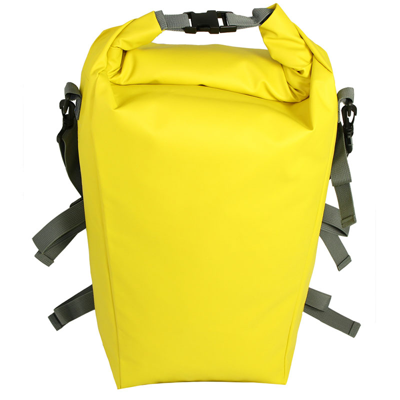 Водонепроницаемая сумка OverBoard OB1094Y - Waterproof Kayak Deck Bag - 20L (Yellow) Фото 3