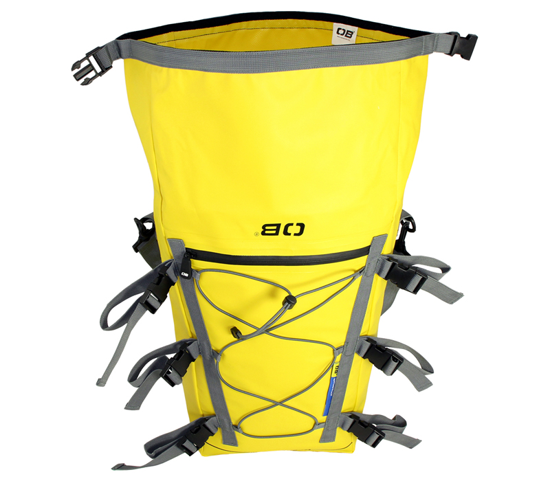 Водонепроницаемая сумка OverBoard OB1094Y - Waterproof Kayak Deck Bag - 20L (Yellow) Фото 4