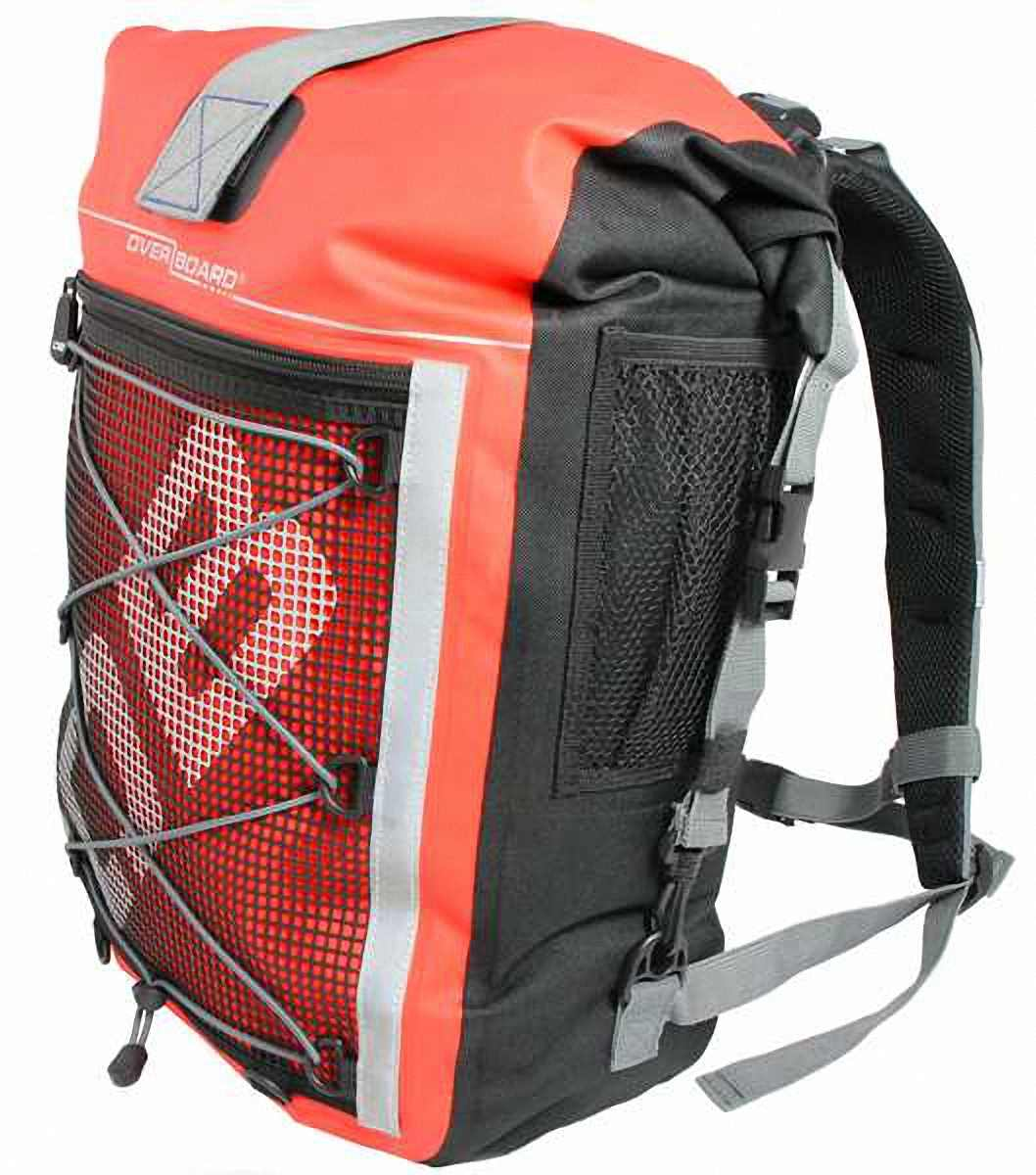Водонепроницаемый рюкзак OverBoard OB1096R - Pro-Sports Waterproof Backpack - 30L. Фото 2