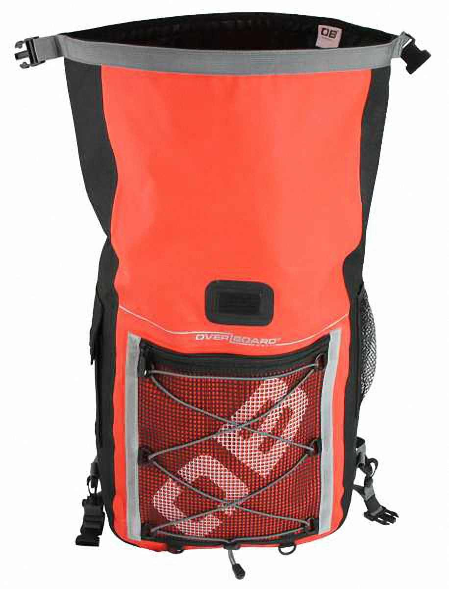 Водонепроницаемый рюкзак OverBoard OB1096R - Pro-Sports Waterproof Backpack - 30L. Фото 4