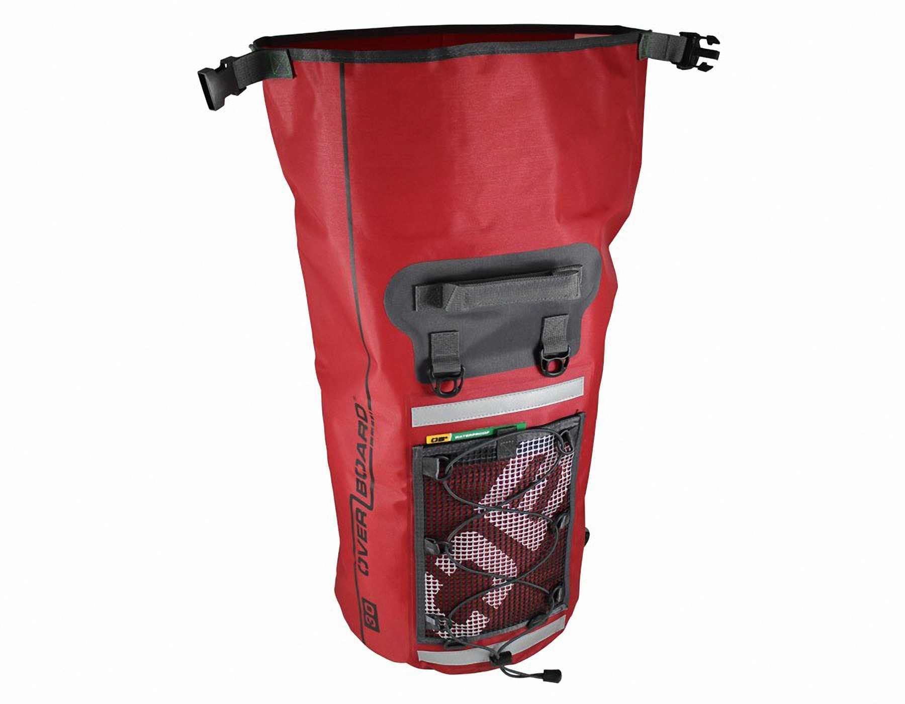 Водонепроницаемая сумка OverBoard OB1118R - Ultra-light Dry Tube Bag - 30L (Red) Фото 2