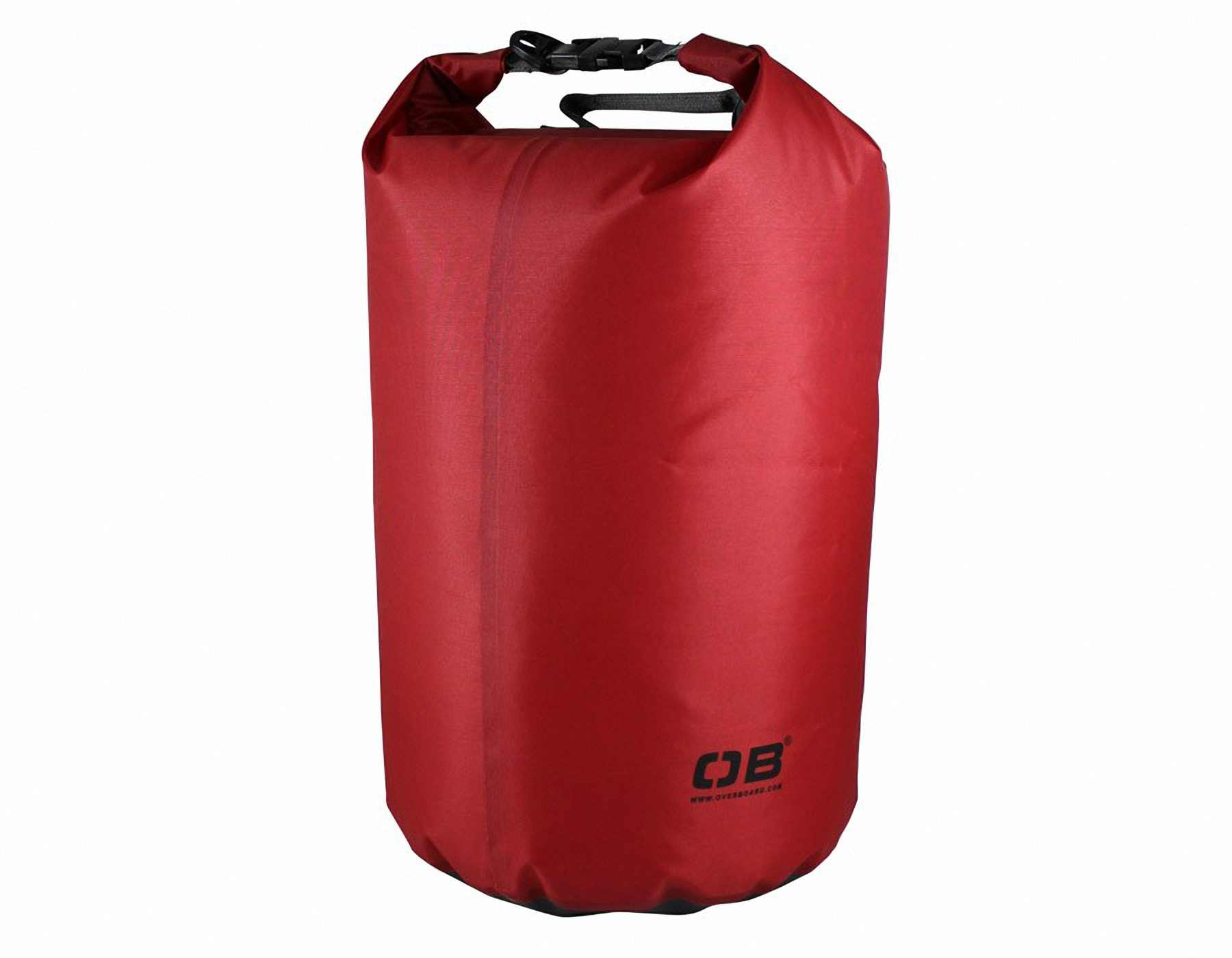 Водонепроницаемая сумка OverBoard OB1118R - Ultra-light Dry Tube Bag - 30L (Red) Фото 3