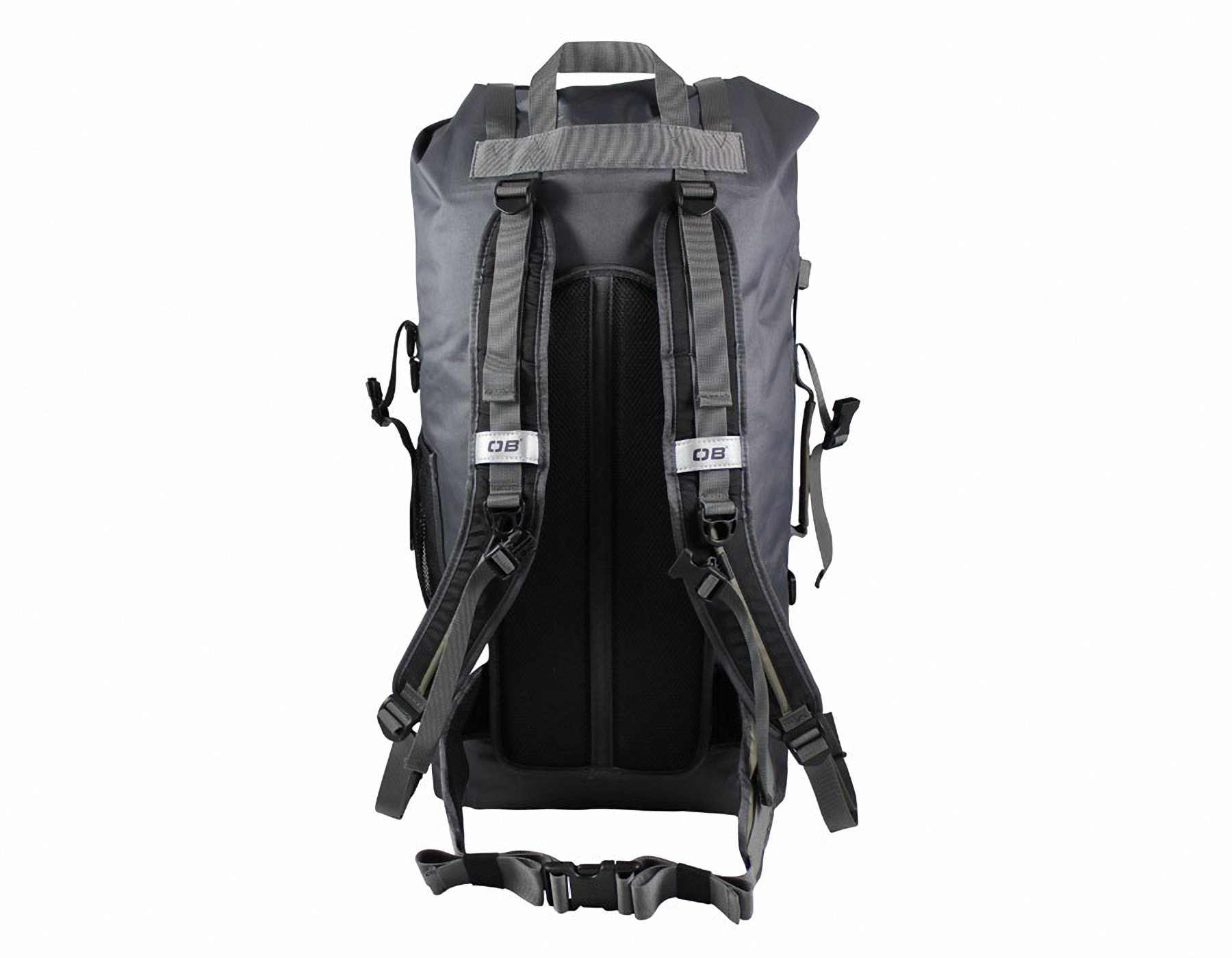 Водонепроницаемый рюкзак OverBoard OB1119G - Ultra-light Waterproof Backpack - 50L. Фото 7