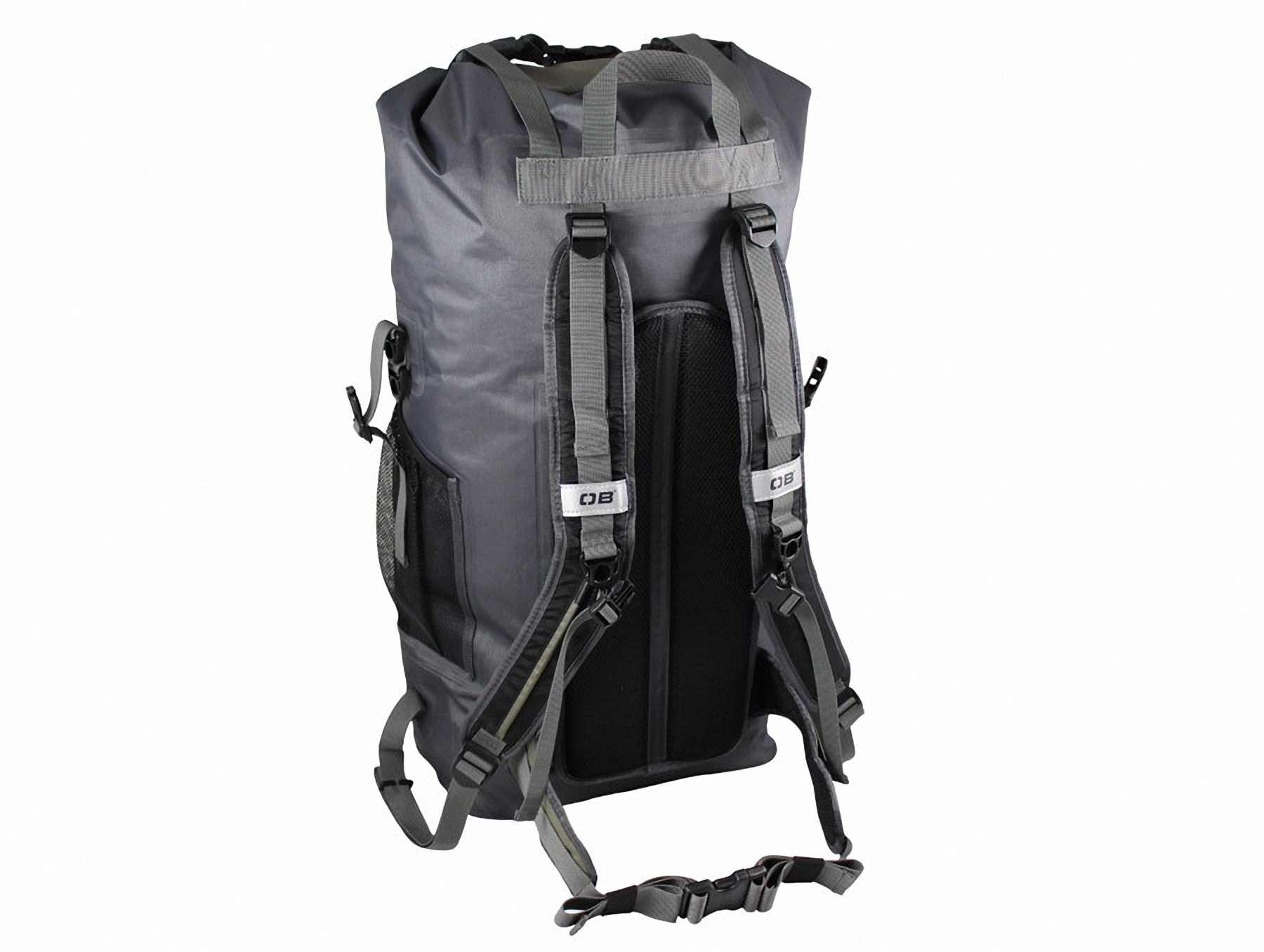 Водонепроницаемый рюкзак OverBoard OB1119G - Ultra-light Waterproof Backpack - 50L. Фото 8