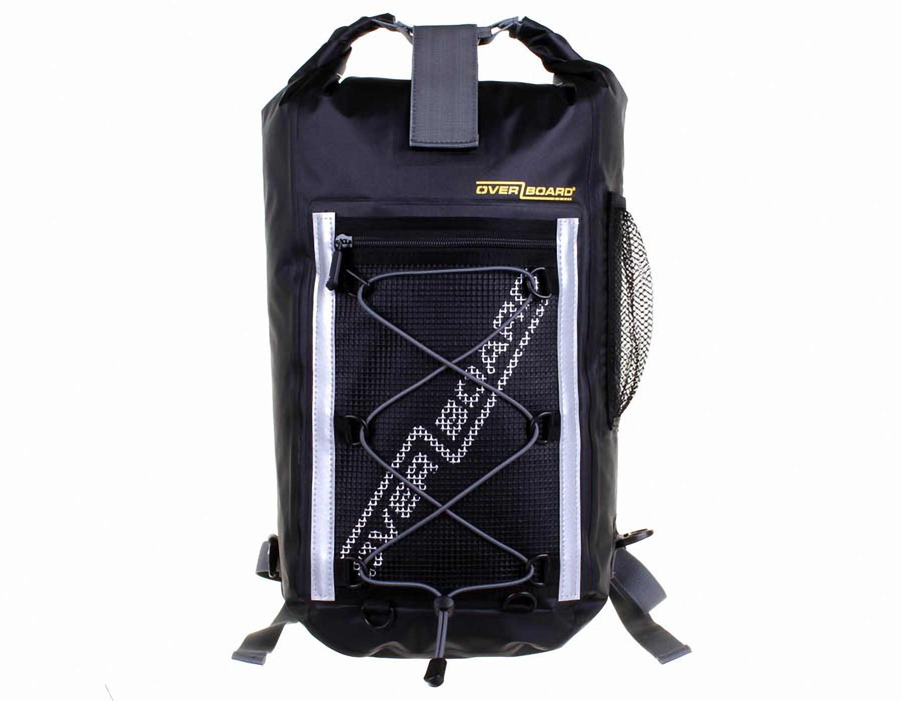 Водонепроницаемый рюкзак OverBoard OB1135BLK - Ultra-light Pro-Sports Waterproof Backpack - 20L. Фото 1