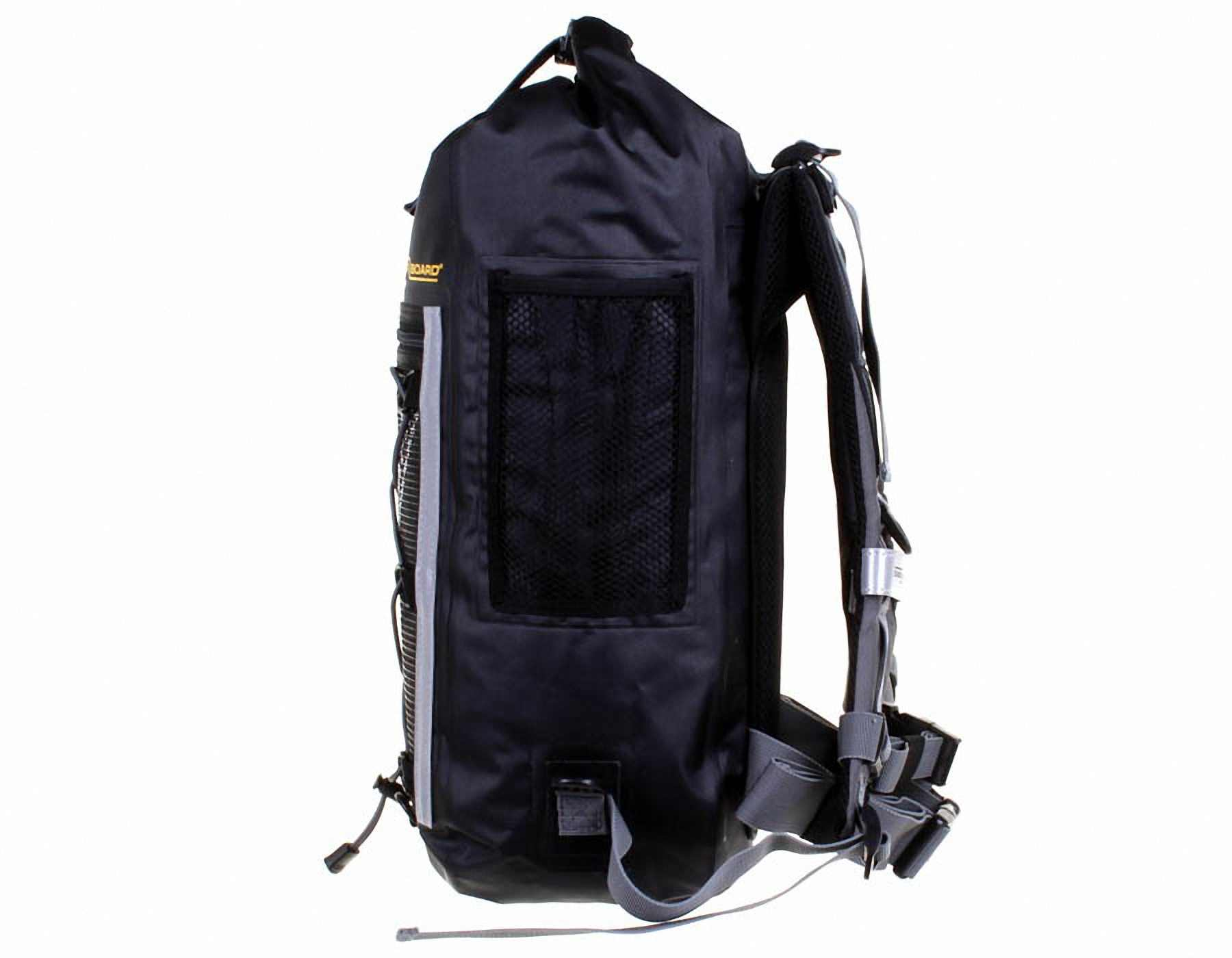 Водонепроницаемый рюкзак OverBoard OB1135BLK - Ultra-light Pro-Sports Waterproof Backpack - 20L. Фото 10