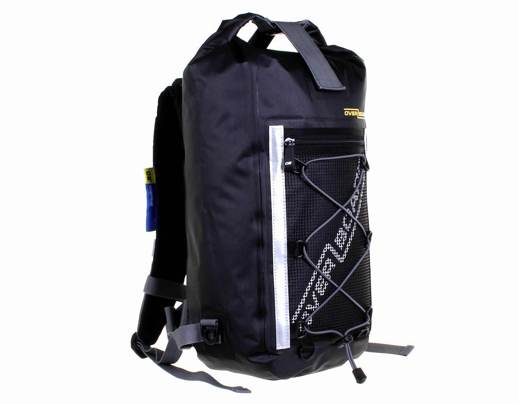 Водонепроницаемый рюкзак OverBoard OB1135BLK - Ultra-light Pro-Sports Waterproof Backpack - 20L. Фото 2