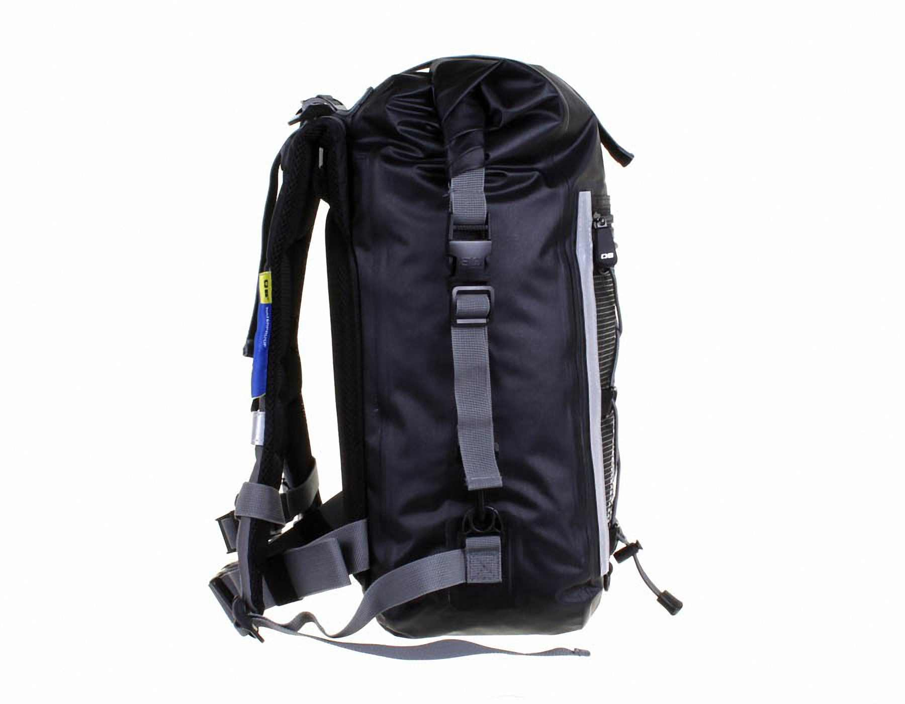 Водонепроницаемый рюкзак OverBoard OB1135BLK - Ultra-light Pro-Sports Waterproof Backpack - 20L. Фото 4