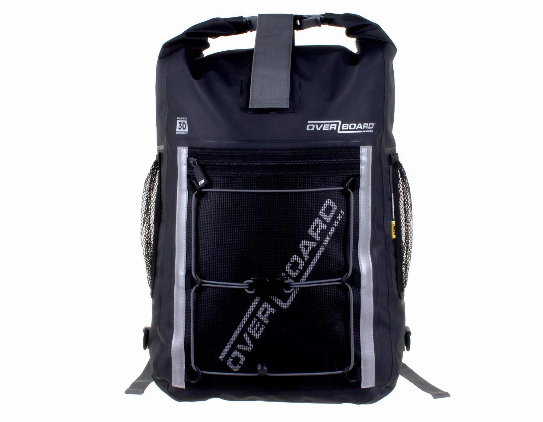 Водонепроницаемый рюкзак OverBoard OB1146BLK - Pro-Sports Waterproof Backpack - 30 литров. Фото 1