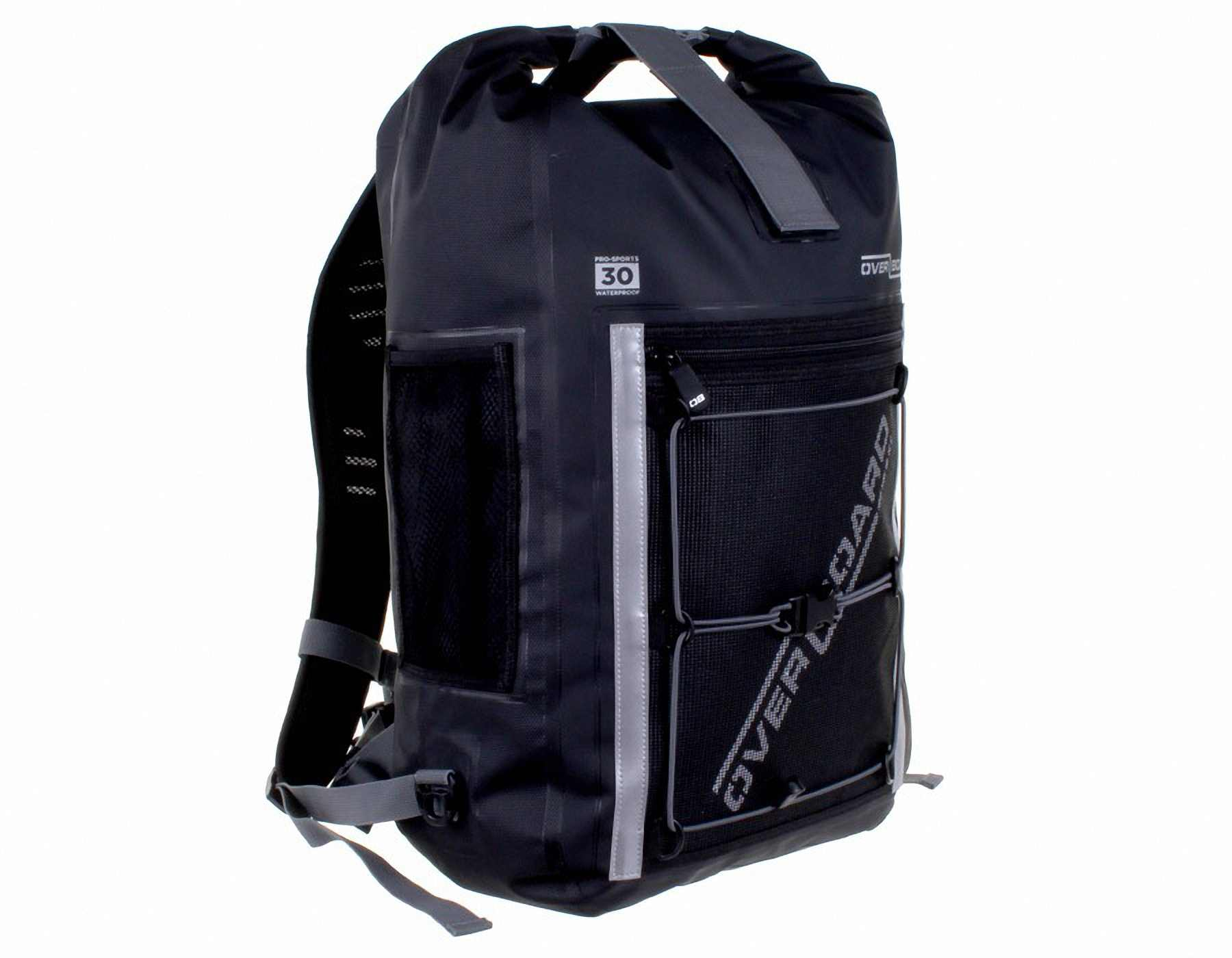 Водонепроницаемый рюкзак OverBoard OB1146BLK - Pro-Sports Waterproof Backpack - 30 литров. Фото 2
