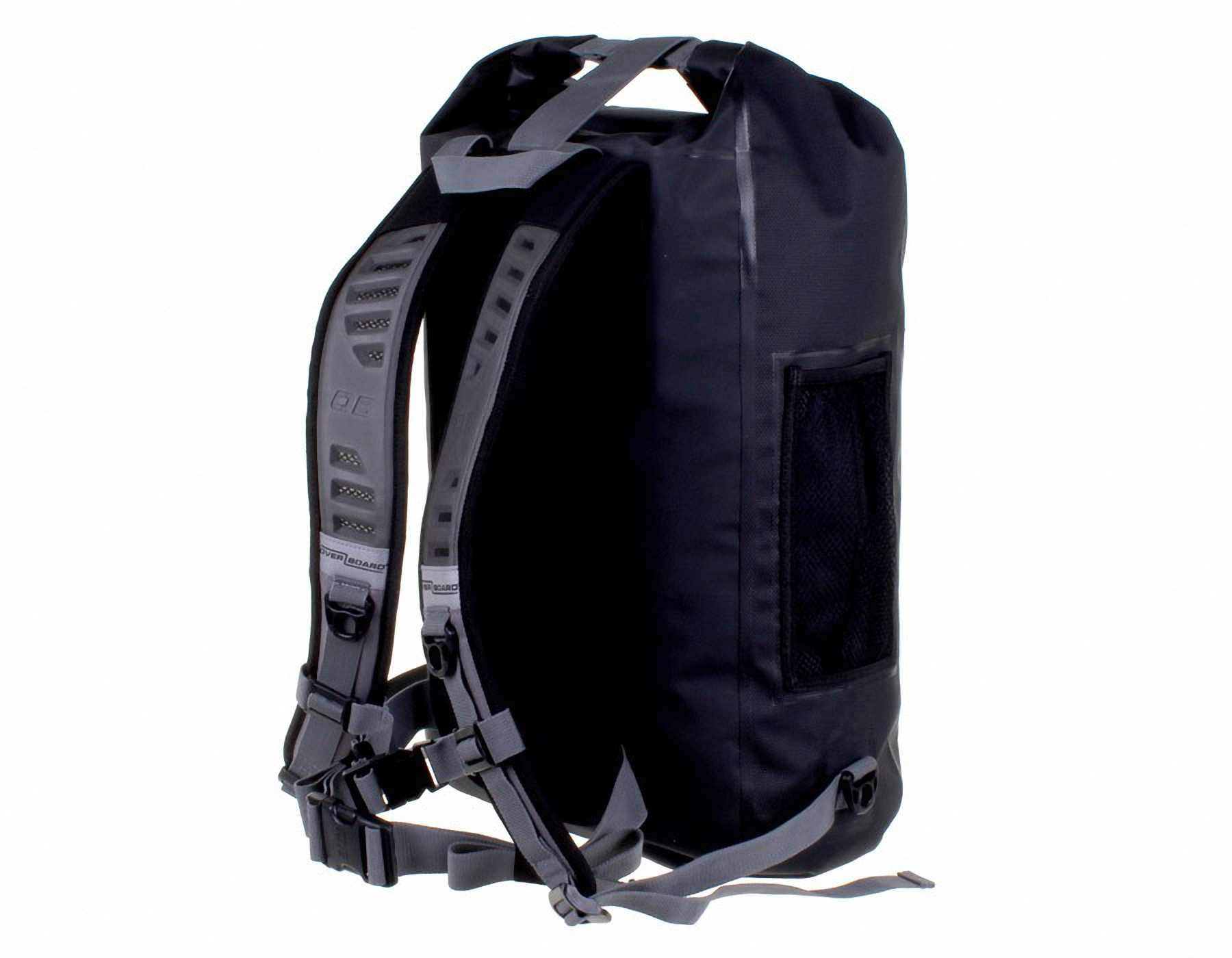Водонепроницаемый рюкзак OverBoard OB1146BLK - Pro-Sports Waterproof Backpack - 30 литров. Фото 4