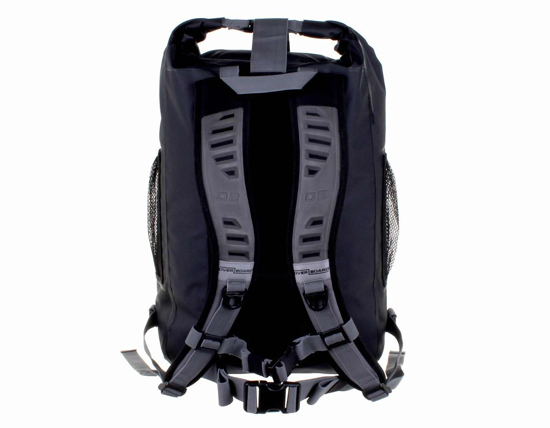 Водонепроницаемый рюкзак OverBoard OB1146BLK - Pro-Sports Waterproof Backpack - 30 литров. Фото 5
