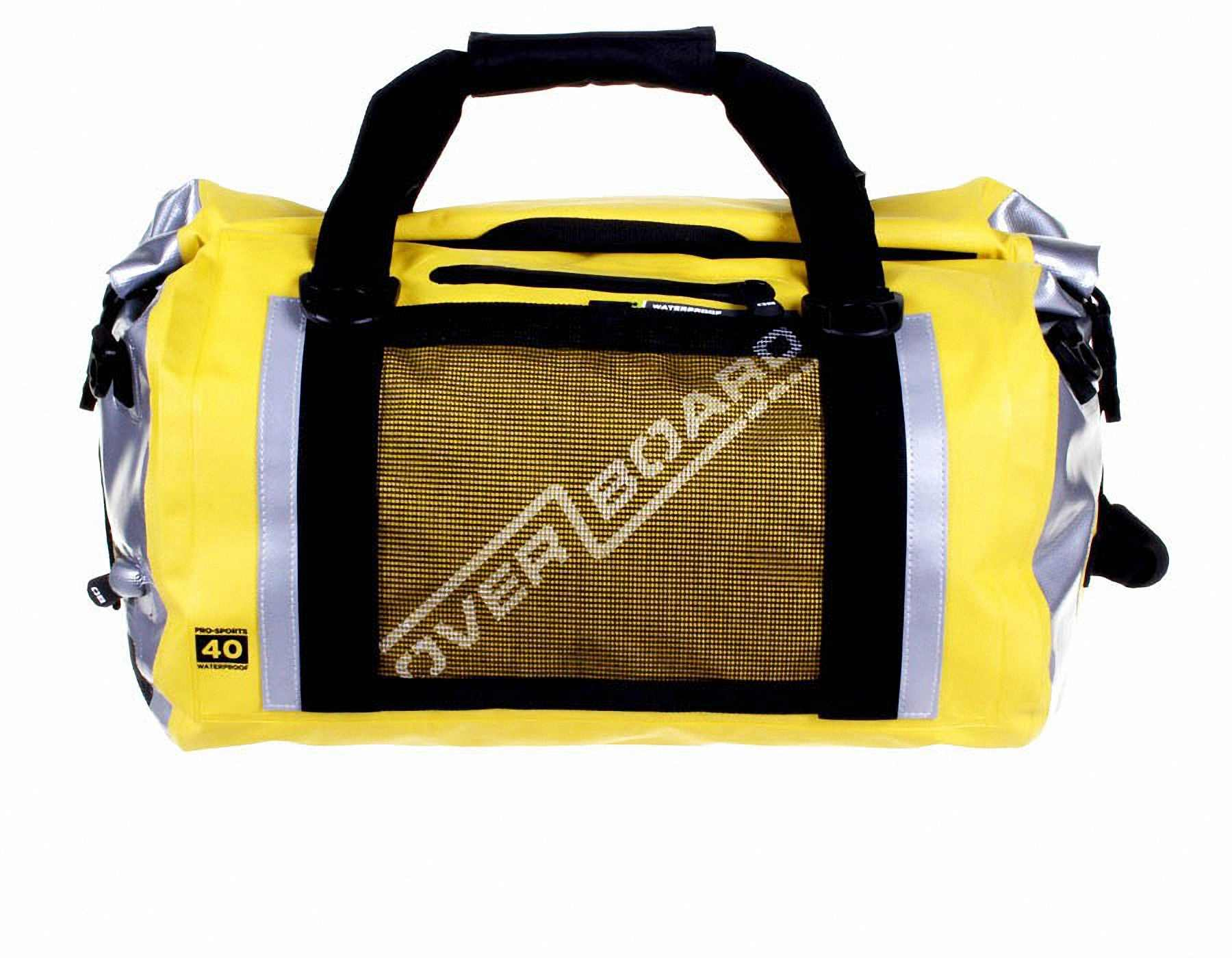 Водонепроницаемая сумка OverBoard OB1153Y - Pro-Sports Waterproof Duffel Bag - 40 литров.  Фото 1