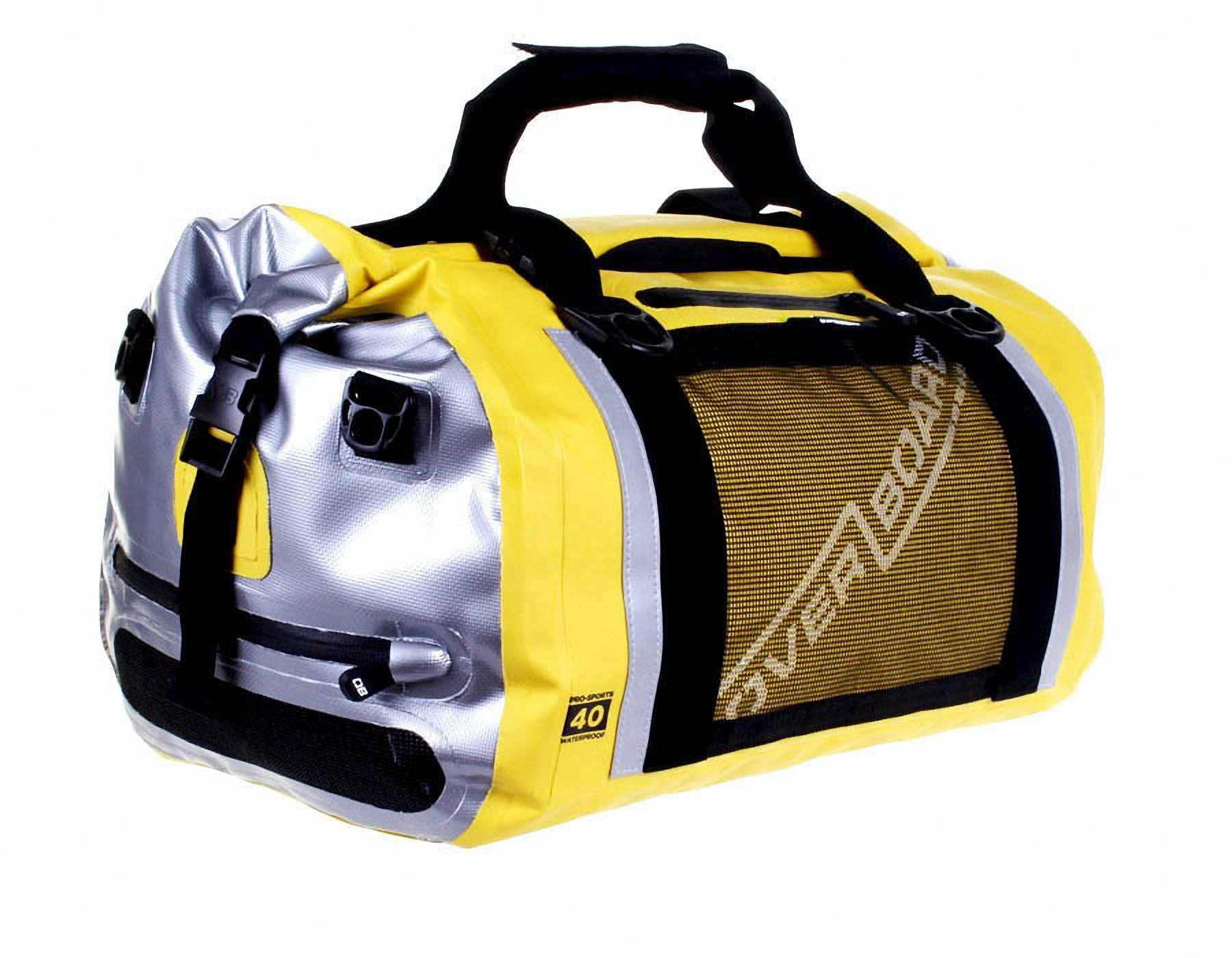 Водонепроницаемая сумка OverBoard OB1153Y - Pro-Sports Waterproof Duffel Bag - 40 литров.  Фото 2