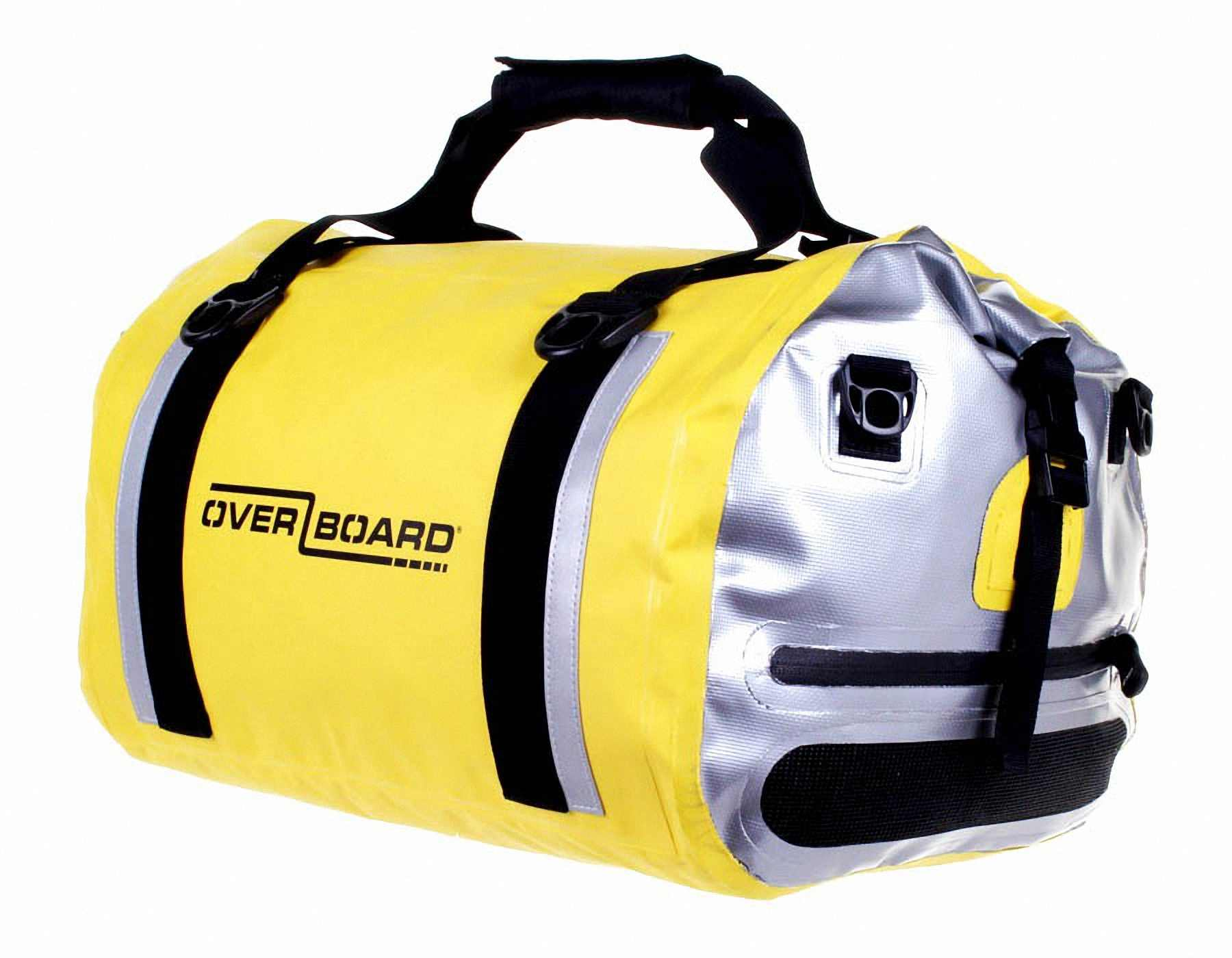 Водонепроницаемая сумка OverBoard OB1153Y - Pro-Sports Waterproof Duffel Bag - 40 литров.  Фото 4