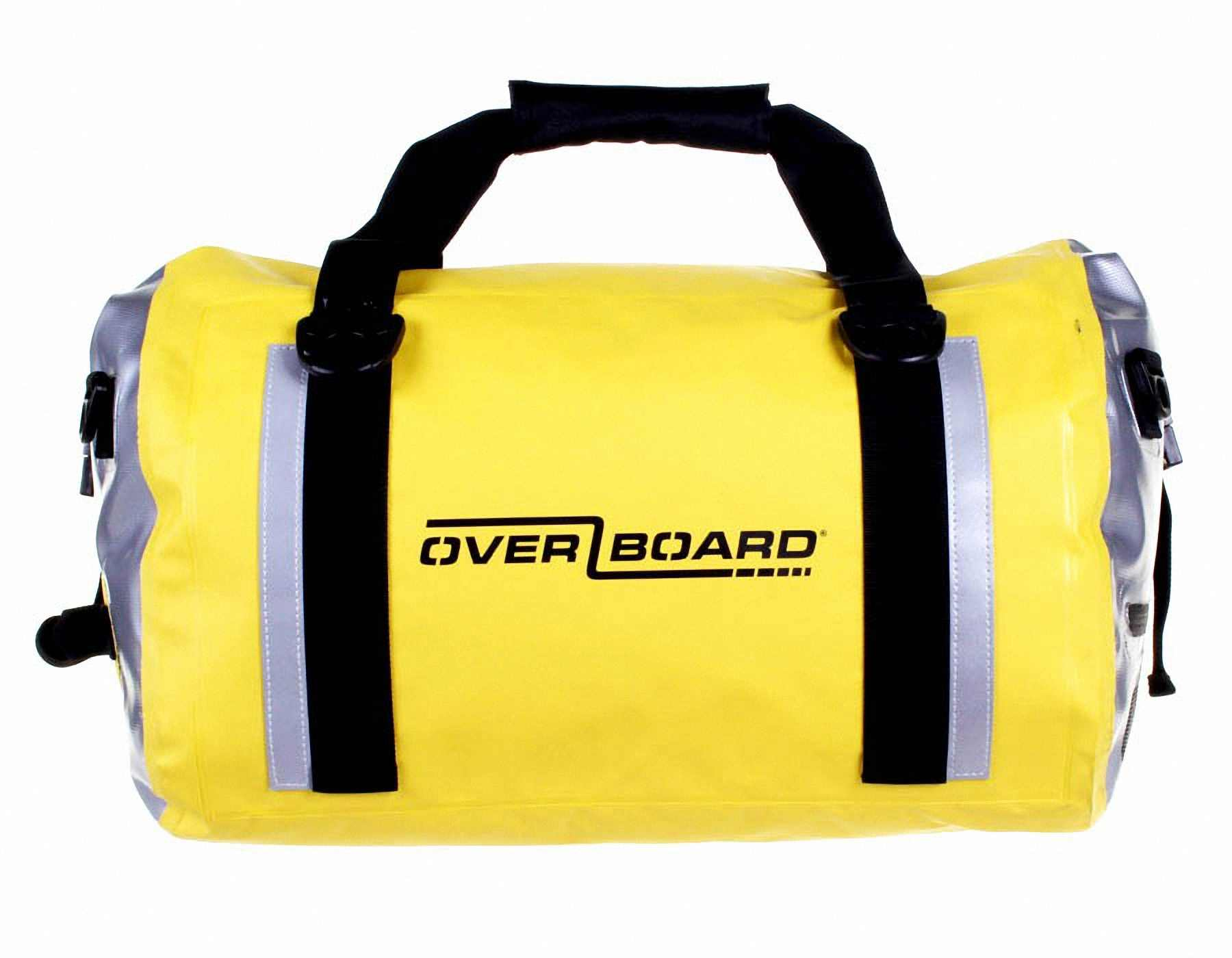 Водонепроницаемая сумка OverBoard OB1153Y - Pro-Sports Waterproof Duffel Bag - 40 литров.  Фото 5