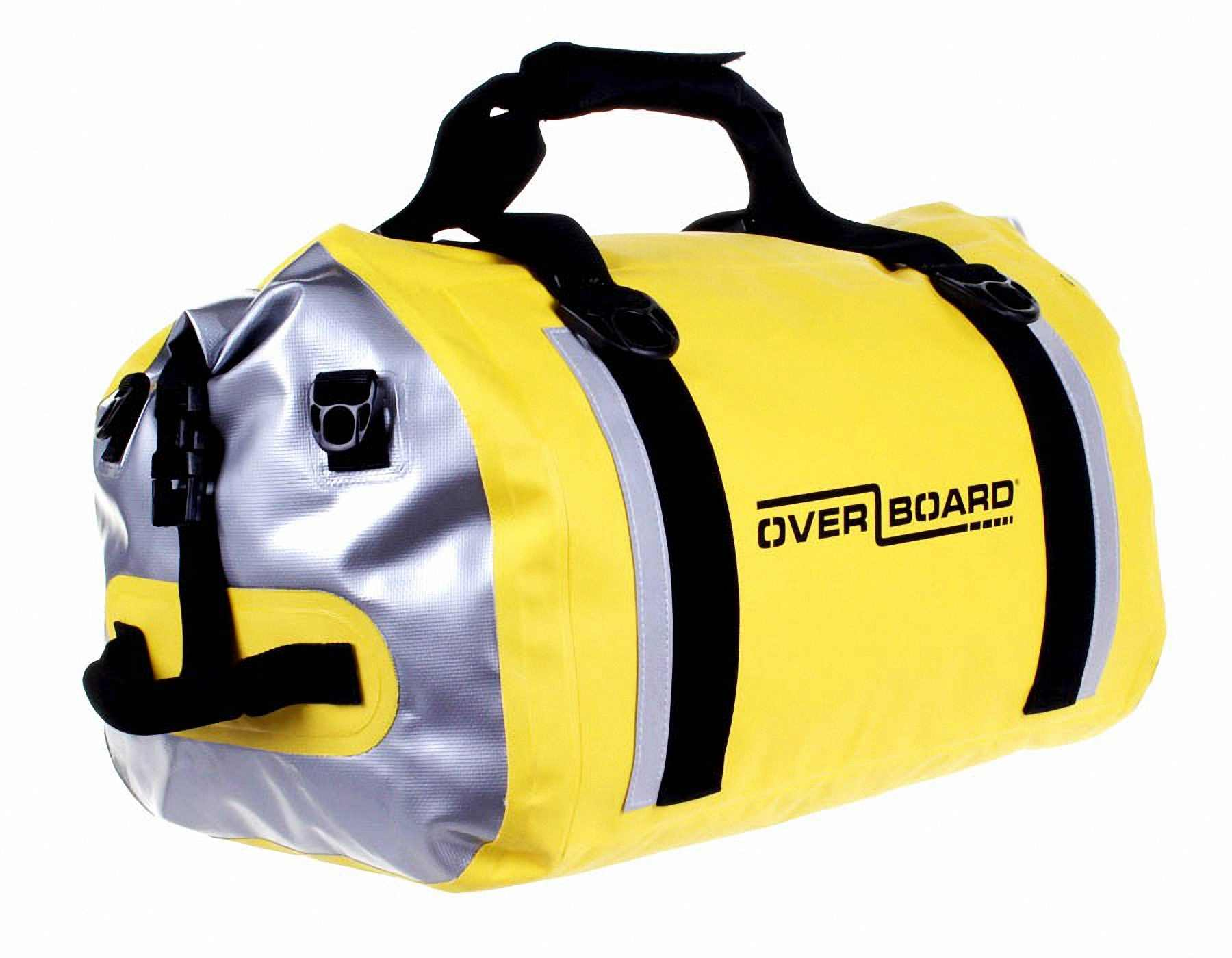 Водонепроницаемая сумка OverBoard OB1153Y - Pro-Sports Waterproof Duffel Bag - 40 литров.  Фото 6