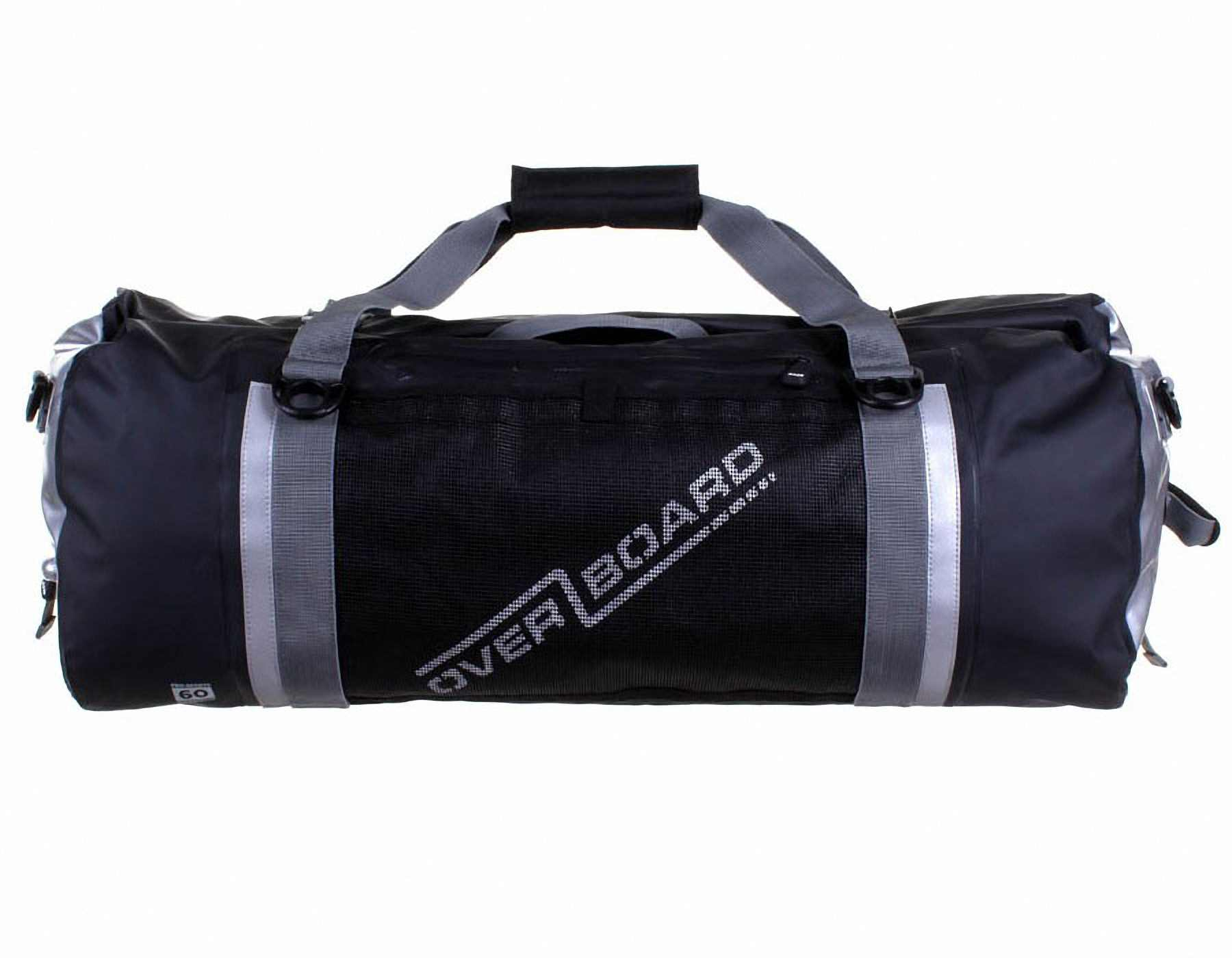 Водонепроницаемая сумка OverBoard OB1154BLK - Pro-Sports Waterproof Duffel Bag - 60 литров.  Фото 2