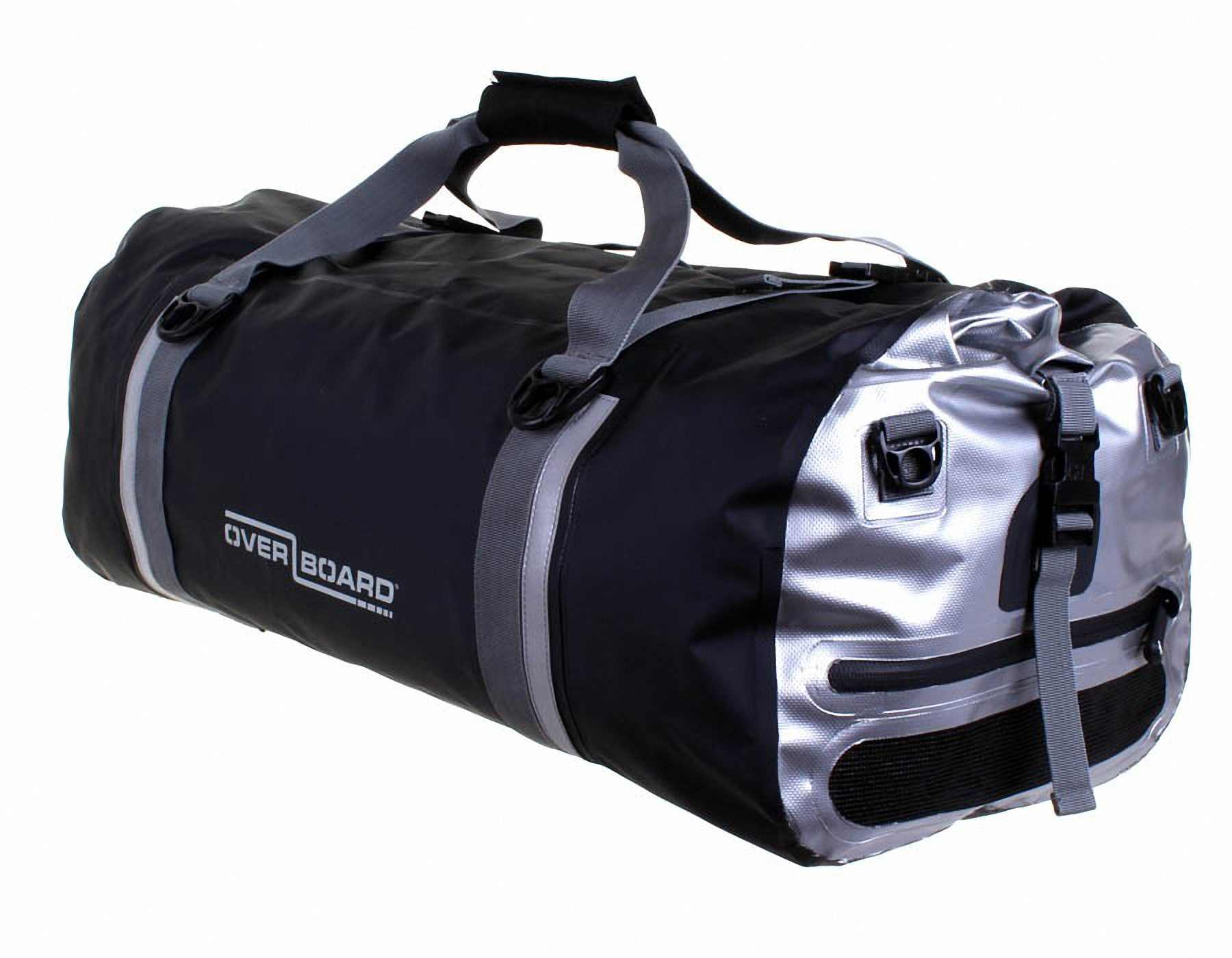 Водонепроницаемая сумка OverBoard OB1154BLK - Pro-Sports Waterproof Duffel Bag - 60 литров.  Фото 5
