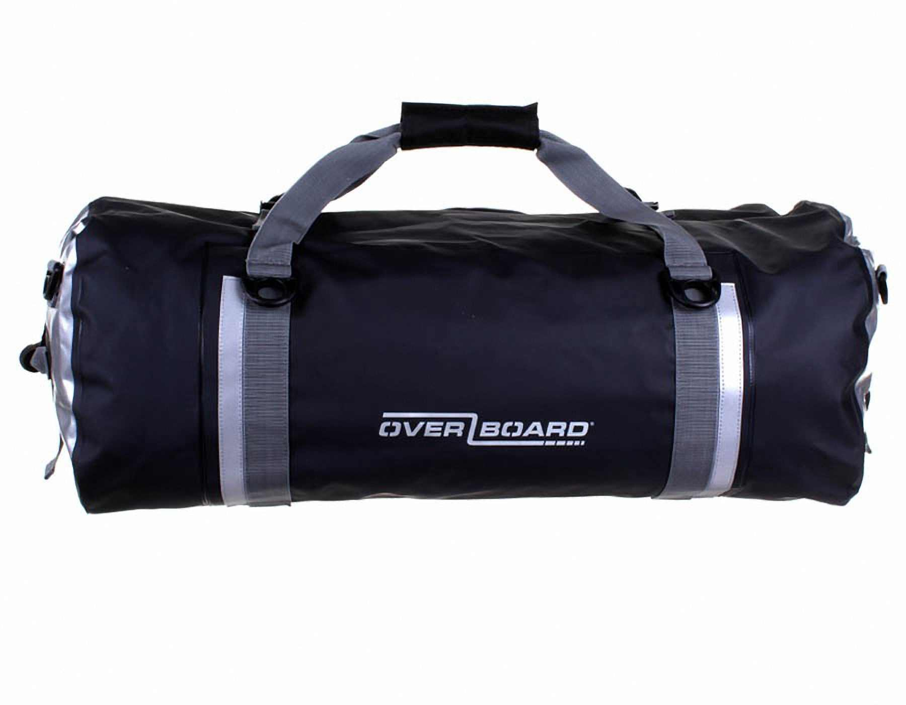 Водонепроницаемая сумка OverBoard OB1154BLK - Pro-Sports Waterproof Duffel Bag - 60 литров.  Фото 6