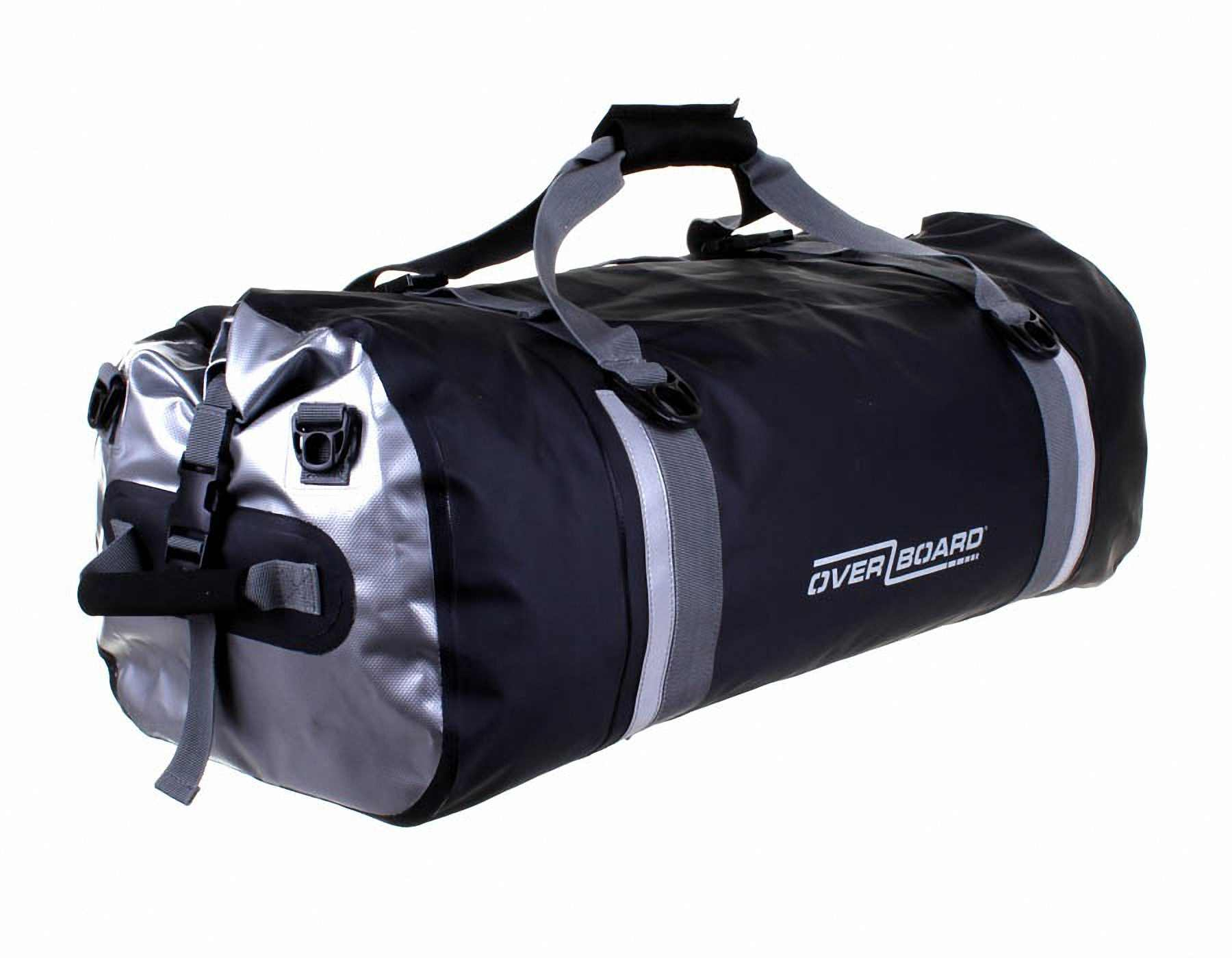 Водонепроницаемая сумка OverBoard OB1154BLK - Pro-Sports Waterproof Duffel Bag - 60 литров.  Фото 7