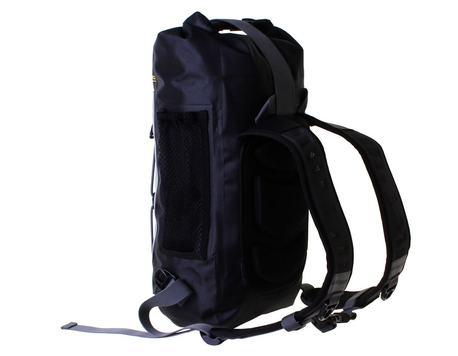 Водонепроницаемый рюкзак OverBoard OB1166BLK - Pro-Light Waterproof Backpack - 12 Litres (Black) Фото 1
