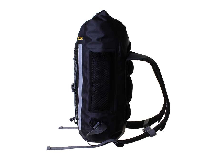 Водонепроницаемый рюкзак OverBoard OB1166BLK - Pro-Light Waterproof Backpack - 12 Litres (Black) Фото 3