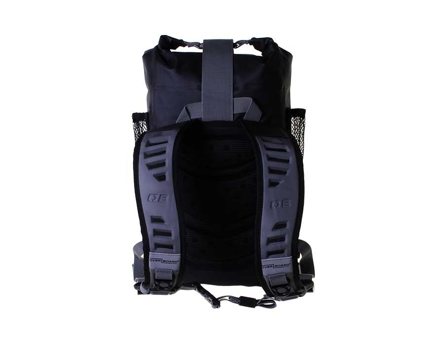 Водонепроницаемый рюкзак OverBoard OB1166BLK - Pro-Light Waterproof Backpack - 12 Litres (Black) Фото 4