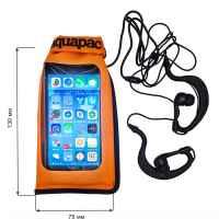 Водонепроницаемый чехол Aquapac 030 - Stormproof iPod Case Orange.