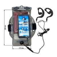 Водонепроницаемый чехол Aquapac 519 - Waterproof iTunes Case – Large.
