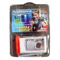 Универсальный подводный бокс Camera Shield CS-R.