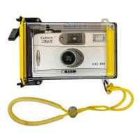 Универсальный подводный бокс Camera Shield CSC-100 + плёночная фотокамера.