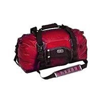 Водонепроницаемая туристическая сумка Pacific Outdoor Equipment / Wxtex River Duffel S Red DR100RD 47л.