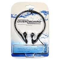 Водонепроницаемые наушники OverBoard OB1063BLK - Headphones Pro-Sports (Black)