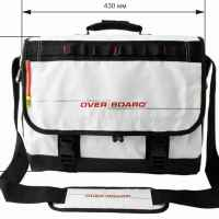 Водонепроницаемая сумка OverBoard OB1079WHT - Waterproof Adventure Messenger Bag.