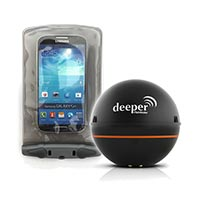 Купить Эхолот Deeper Smart Fishfinder + Aquapac 350