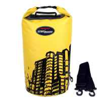 Водонепроницаемая сумка OverBoard US1005Y-Cityscape - Waterproof Dry Tube Bag - 20L.