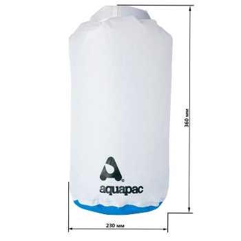 Водонепроницаемый гермомешок Aquapac 004 - PackDivider Drysack - 4L.