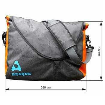 Водонепроницаемая сумка Aquapac 026 - Stormproof Messenger Bag.