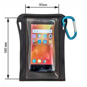 Водонепроницаемый чехол Aquapac 080 - TrailProof™ Phone Case